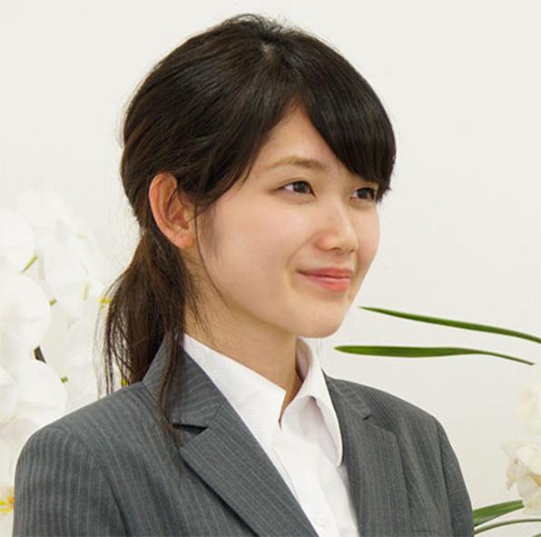営業担当 石川さん