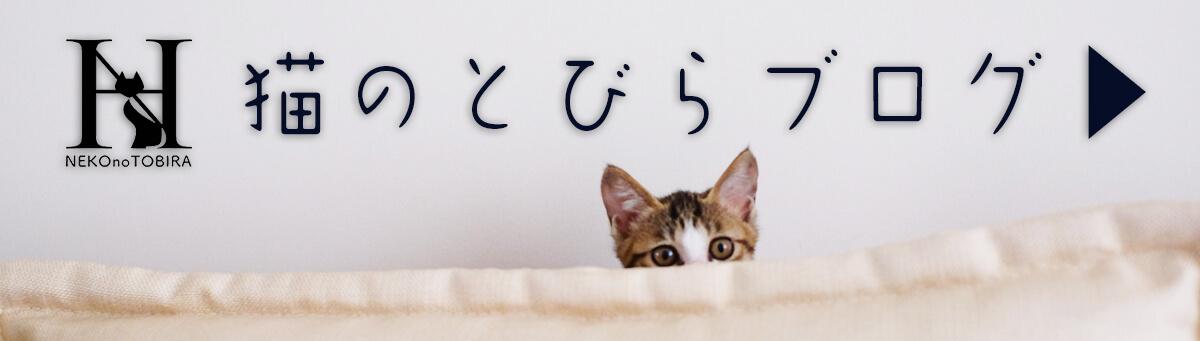 猫のとびらブログはこちら